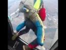 Первый прыжок. С высоты 4200