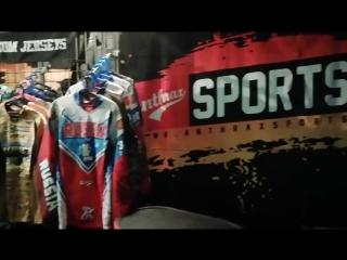 ANTHRAX I Спортивная одеж... - Live