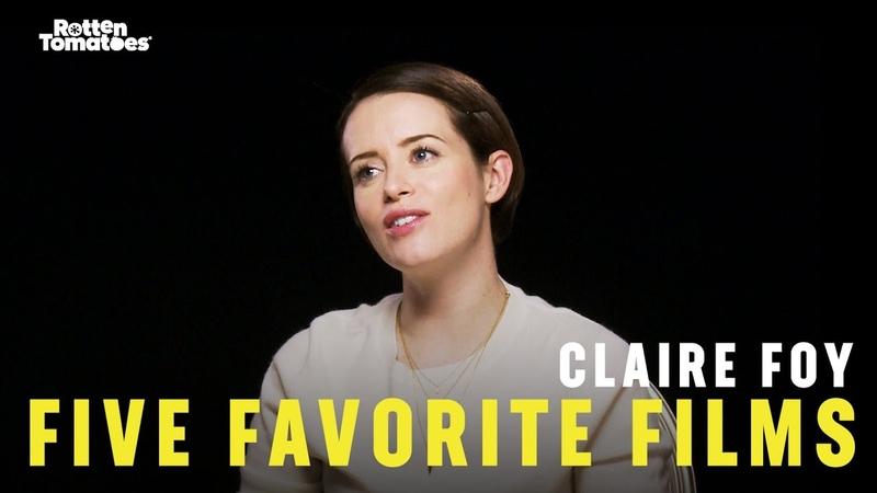 Five Favorite Films Claire Foy