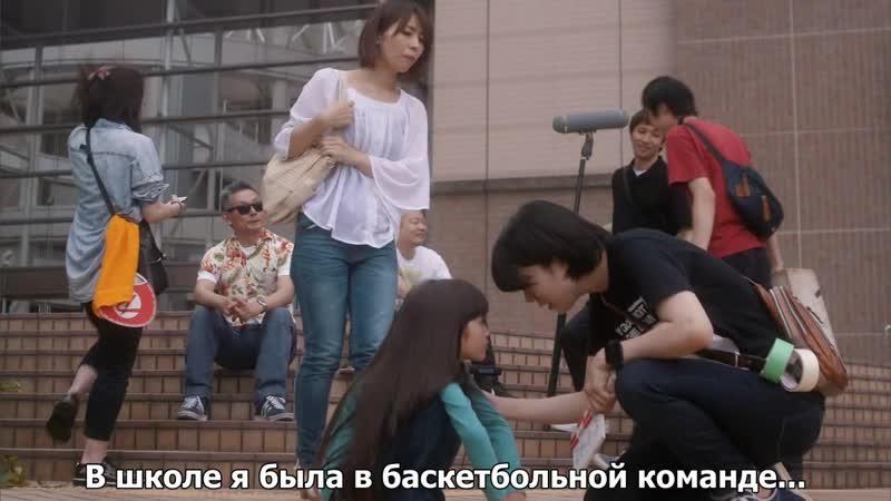 Зомби одним планом Kamera o tomeru na 2017 на японском с русскими субтитрами