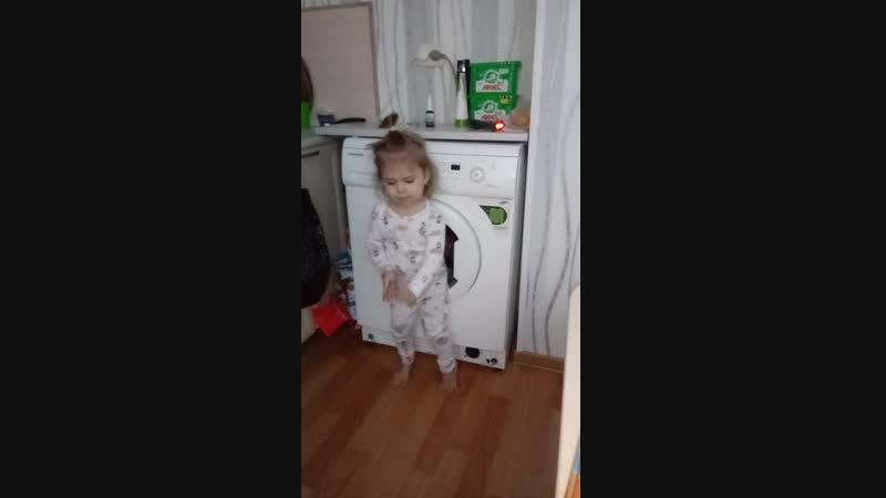 моя маленькая танцовщица