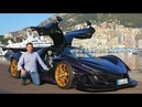 This is the INSANE €2 3M Apollo Intensa Emozione Exhaust Sound Tour Sub ENG