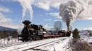 Winter Steam on the Sumpter Valley Railroad