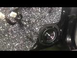 Акустическая виброшумоизоляция дверей на Hyundai Matrix, плюс установка  замена динамиков