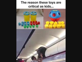 Для чего нужны развивающие детские игры