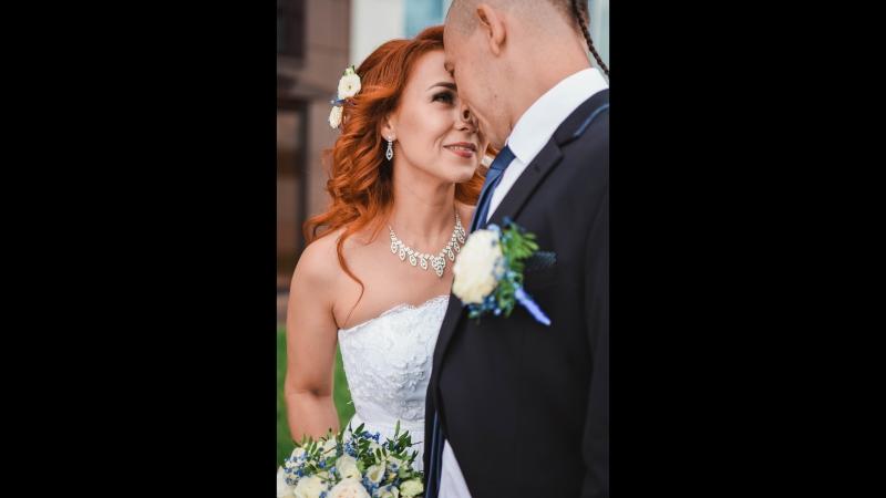 Свадебный день 08.08.2018 Ленара и Раили