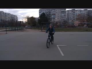 Всего 2 занятие на велосипеде. Старт с 0