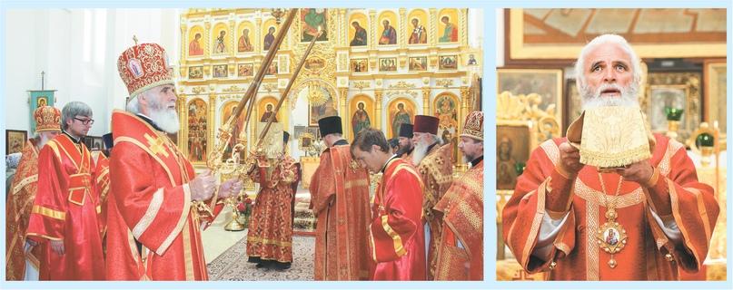 Епископ Ржевский и Торопецкий Адриан: «Дух творит себе формы»
