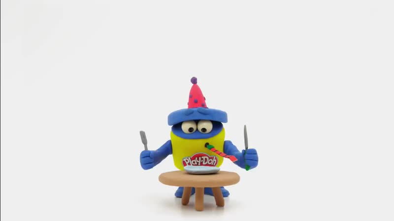 Ice Cream, Birthday Cake More Mini Episodes 🍰 Stop Motion Compilation Pt. 3 - The Play-Doh Show