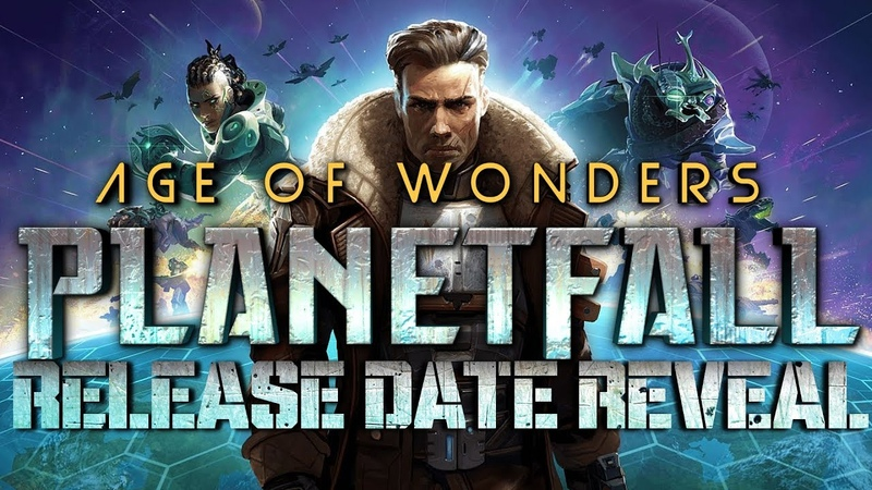 PS4\XBO - Age of Wonders: Planetfall
