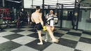 Тренировка в Warriors Muay Thai Camp Pattaya ч.2