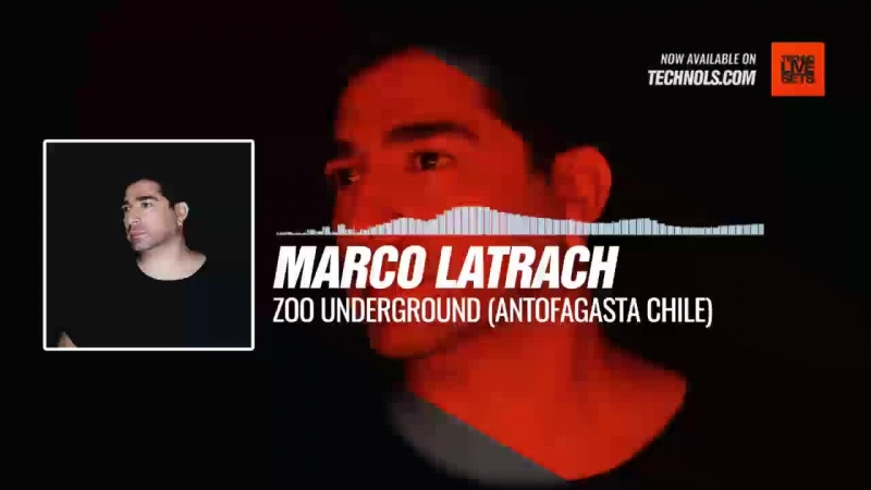 Techno music with @marcolatrach - Zoo Underground (Antofagasta Chile) Periscope