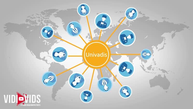 Инфографика для медицинского портала Univadis