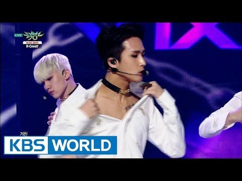 VIXX - Chained up (사슬) [Music Bank K-Chart 1 / 2015.11.20]