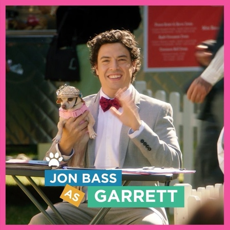 "Dog Days on Instagram: ""Meet Garrett, the adorkable dog rescue owner whose heart is ready for puppy love. Don't miss @thejonbass in DogDays - in t..."