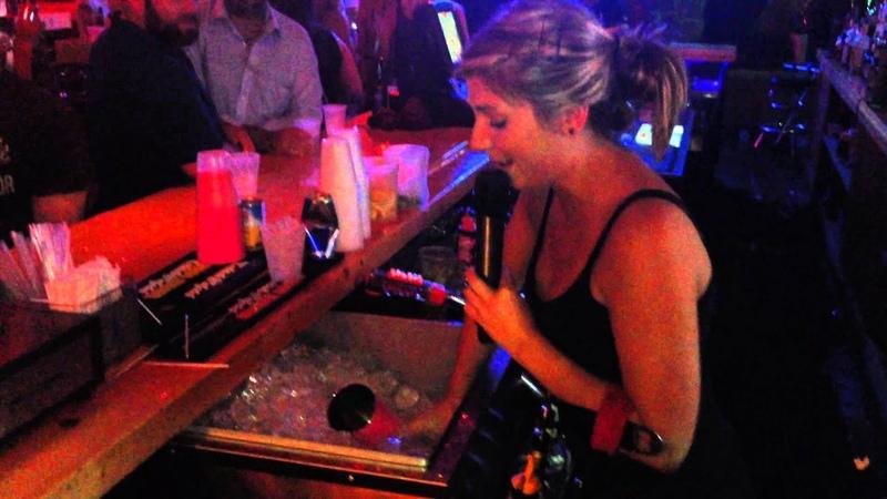 Amazing Singing Bartender in Nashville - SUBSCRIBE