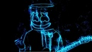 Marshmello Here With Me Feat CHVRCHES Alternative Music Video