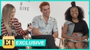 KJ Apa on the Possibility of Kelly Ripa Joining 'Riverdale' (Exclusive)