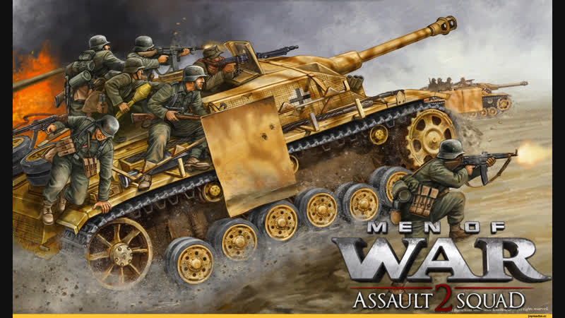 Men of war assault squad 2 THE WAR MASHINE