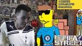 FIFA STREET 1 выпуск! Bel FooTball ТОТТЕНЭМ VS Soccer Seven ЧЕЛСИ