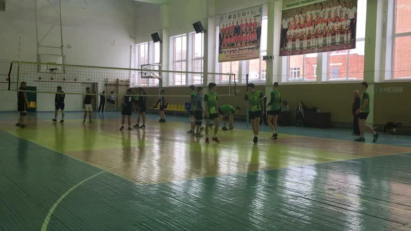 2_1 Созвездие - Милый дом (1-3) Чемпионат УР по волейболу 2019 Первая лига