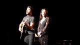 Lea Michele - Make You Feel My Love (Acapella)- with Darren Criss - Live - Chicago Theatre 62618