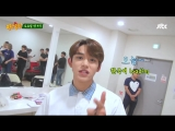 180816 Lucas (NCT) @ Knowing Bros Backstage