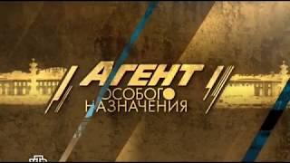Агент особого назначения 1 1 серия боевик комедия детектив