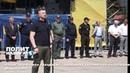 Нацисты «Азова» празднуют годовщину украинской оккупации Мариуполя