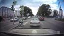 ДТП Не уступил дорогу ИЛИ не учёт габаритов своего авто?!