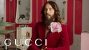 Jared Leto behind the scene of ForeverGuilty Campaign
