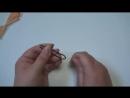 ペーパーポンポン 簡単!かわいい蝶々の作り方 DIY Paper Ponpon Easy
