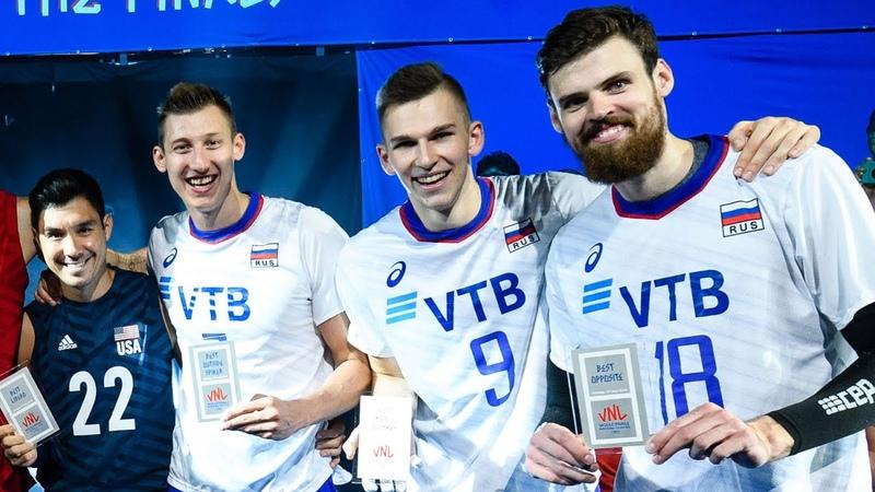 Волейбольные частушки про Лигу наций FAKEL dream team VNL