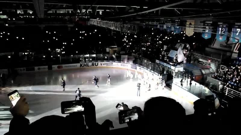 20.02.2019 Торпедо (Н.Новгород) - Трактор (Челябинск)