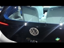 Volkswagen ID Concept Exterior Walk around LA Auto Show