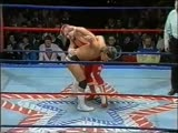 World of Sport Kid McCoy vs Richie Brooks