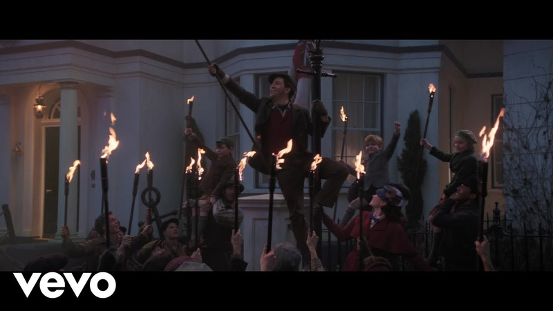 Trip a Little Light Fantastic (From Mary Poppins Returns)