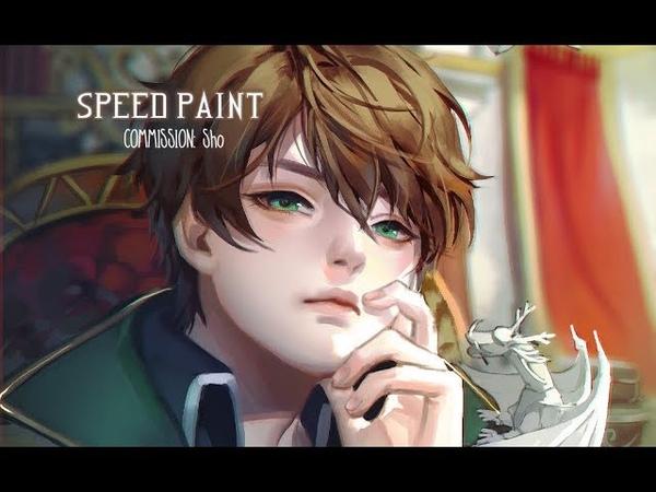 SPEED PAINT COMM SR Sho
