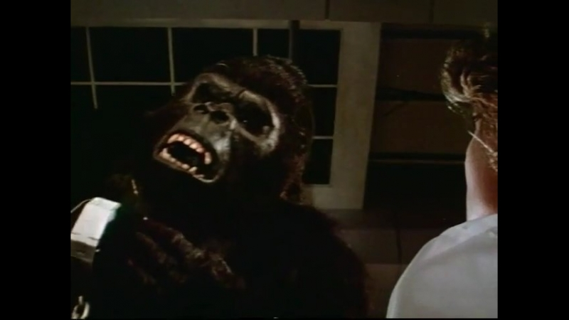 Кинг Конг Жив / King Kong Lives (телевизионная версия TV [4:3] 100 минут, 1986) DVDRip