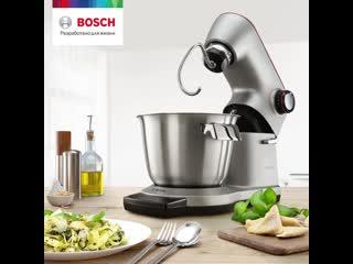 Кухонные машины Bosch OptiMUM и Bosch MUM5