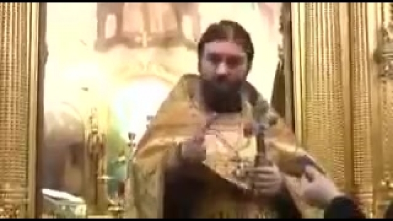 Андрей Ткачёв о священниках