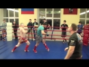 Тайский бокс КЛУБ БАРС