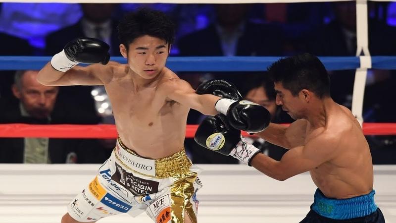 Ken Shiro - The Amazing Boy (Highlights Knockouts)