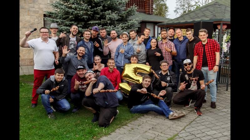 5 лет MDJ World Event DJ Day 2018