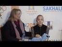Виктория АНУФРИЕВА Children of Asia Games - Ladies FS -