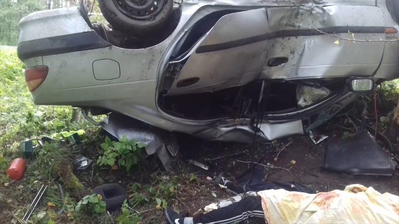 Неопытный пилот убил пацана об дерево