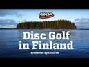 Disc Golf in Finland (2017)