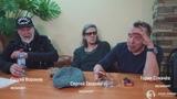 Гарик Сукачёв, Сергей Галанин и Сергей Воронов в Иркутске 17 октября 2018 года