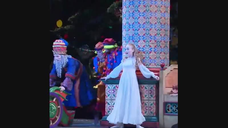 Форварды «Торонто» Мэттьюс и Марнер приняли участие в балете «Щелкунчик»