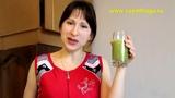 Вкусный смузи-коктейль онлайн. Лучшие рецепты зеленых коктейлей в блендере в домашних условиях.